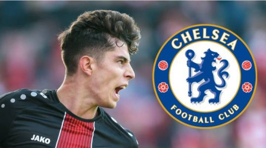 Chelsea hope for 20% discount on €100m Kai Havertz fee
