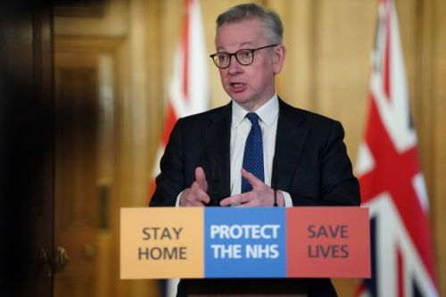 UK Coronavirus Lockdown Has No 'Fixed' Length, Warns Michael Gove