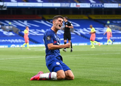 Antonio Rudiger explains how Christian Pulisic can improve his game further