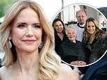 Kelly Preston's final bow: Actress filmed comedy Off the Rails secretly battling breast cancer