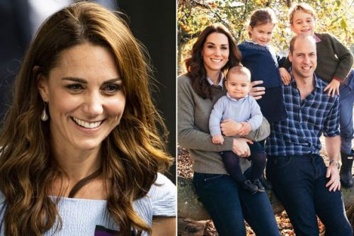 Kate Middleton is 'living a fantasy' with George, Charlotte and Louis's upbringings