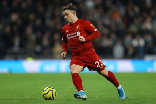 Liverpool set Xherdan Shaqiri asking price but rule out loan move after Roma interest