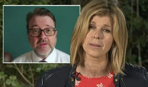 Kate Garraway's husband condition 'not as positive' as Piers gives heartbreaking update