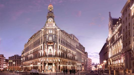 Four Seasons Madrid finally opens its doors