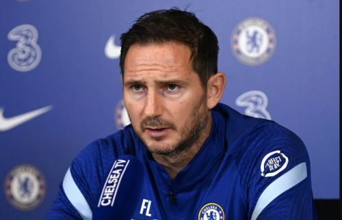 Frank Lampard reveals the last two injured Chelsea players as squad returns to full strength
