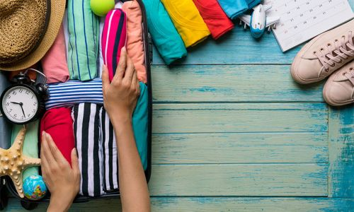 75 things you need to pack for a holiday: the ultimate guide