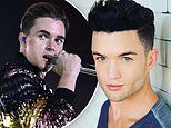Jesse McCartney pays tribute to Dream Street's Chris Trousdale calling him 'explosively charming'