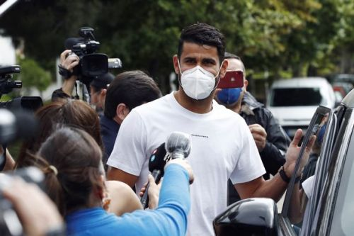 Diego Costa given prison sentence for tax fraud but won't spend time behind bars