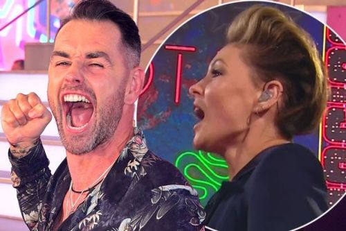 Celebrity Big Brother's Ben Jardine lashes out at Emma Willis for 'judging' him as fans slam him for being a 't***'
