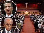 California megachurch holds massive services for 7,000 people in defiance social distancing orders