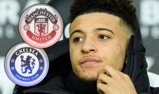Man Utd handed Jadon Sancho transfer problem despite £400k wage offer as Chelsea get boost