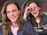 Cara Delevingne reveals she had a one-night stand in an elevator