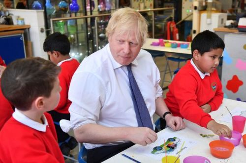 Why Does Boris Johnson's 'Whatever It Takes' Pledge Not Apply To Child Hunger?