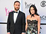 Kacey Musgraves and husband Ruston Kelly SPLIT after two years of marriage