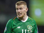 James McClean hits out for lack of support after Wilfried Zaha and David McGoldrick racist abuse