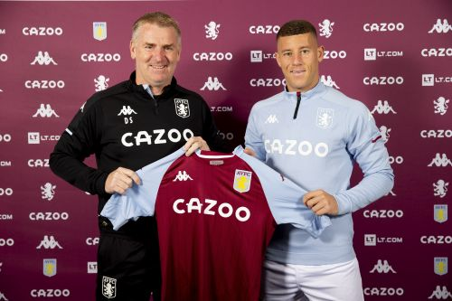 Ross Barkley signs for Aston Villa on loan