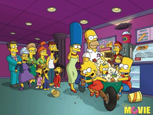 The Simpsons Movie sequel will happen if they have a 'great story' but it's in 'very early stages'