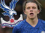 Crystal Palace 'set to chase £10m Chelsea prospect Conor Gallagher' following impressive loan spells