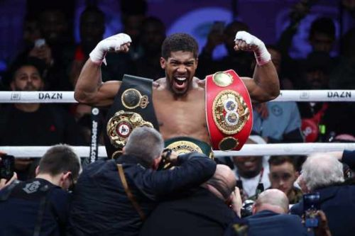 When is Anthony Joshua v Kubrat Pulev? Fight date, undercard, watch on TV and live stream