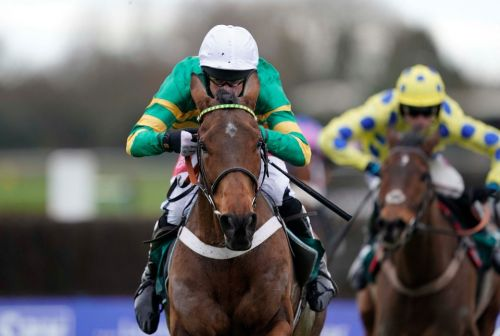 OK Corral heads up Henderson quartet set to tackle the Ladbrokes Trophy at Newbury