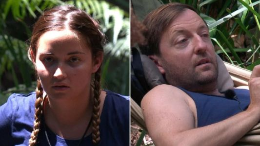 I'm A Celebrity tension as Jacqueline Jossa and Andrew Maxwell clash again over bushtucker trials