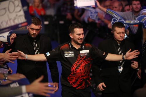 Jonny Clayton disappointed not to be a Premier League Darts contender but has 2019 titles in his sights