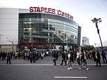 20,000 fans pack Staples Center for sold-out memorial honoring Kobe Bryant and daughter Gianna