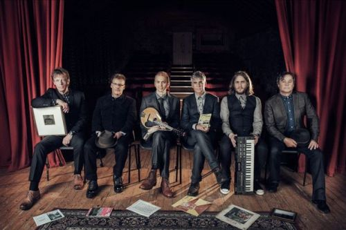 Showbiz exclusive: Be the first to watch the trailer for Runrig's new documentary