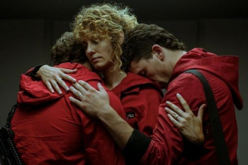 Netflix fans are 'going crazy' for Money Heist season 4 as new episodes drop