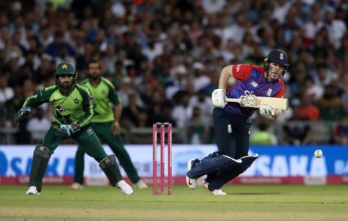 What was the safety issue and how has England's decision gone down in Pakistan?
