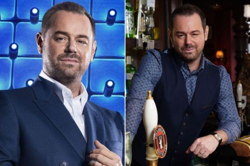 EastEnders star Danny Dyer vows to stay on as Mick Carter for another decade