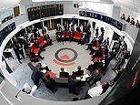 The City's last 'open outcry' trading ring at the London Metal Exchange could close permanently