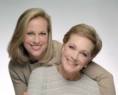An interview with Julie Andrews: On balancing motherhood and a career, the importance of therapy, and how fame changed her