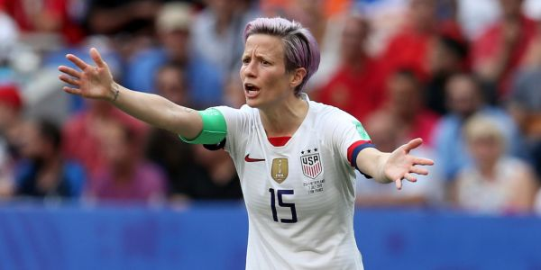 US Soccer says unequal pay for women is fair because 'men are bigger, stronger, faster,' as USWNT sues for $67 million