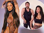 Nicole Scherzinger and beau Thom Evans share energetic TikTok dance video