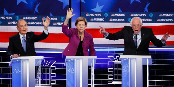 The Democratic debate in Las Vegas got more viewers than these programs - including the 'Game of Thrones' finale