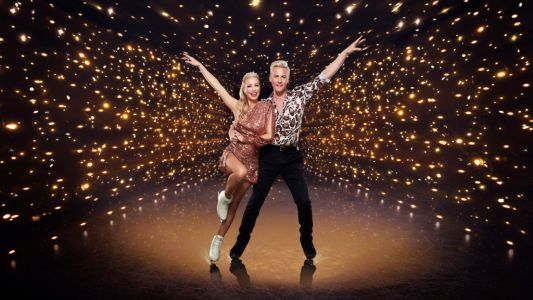 Dancing on Ice 2021: Pro Matt Evers pays tribute to partner Denise Van Outen amid hospital scare
