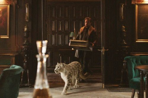 How faithful is the BBC's His Dark Materials series to the books?
