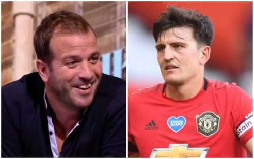 Rafael van der Vaart blasts Harry Maguire for his mistake in Manchester United's win over Bournemouth