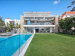Real estate agent Alison Coopes and hotelier Marcus Levy in court row over Sydney Vaucluse mansion