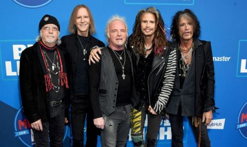 Aerosmith drummer Joey Kramer loses legal bid to rejoin band for Grammys