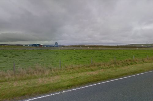 Suspected bomb to be blown up near Scots airport today