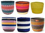 Life's little luxuries: FEMAIL picks out a selection of stylish laundry baskets for your home
