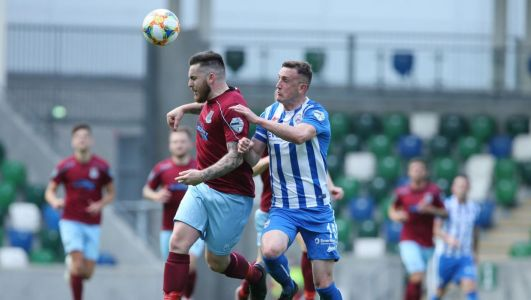 Irish League fixtures in full: Early derbies mean Premiership is back with a bang as Coleraine host Ballymena and Glenavon face Portadown on opening day