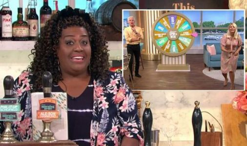 This Morning halted as Alison Hammond throws show into chaos