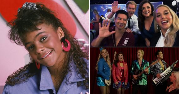 Lark Voorhies officially returning as Lisa Turtle for Saved By the Bell reboot and fans are delighted