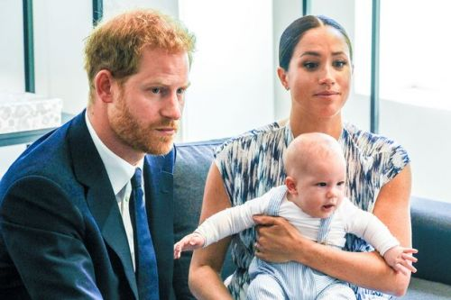 Meghan Markle says there were concerns over colour of Archie's skin
