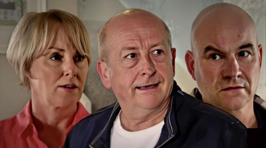 Coronation Street spoilers: Geoff Metcalfe attacks Sally - is this the last straw for Tim?