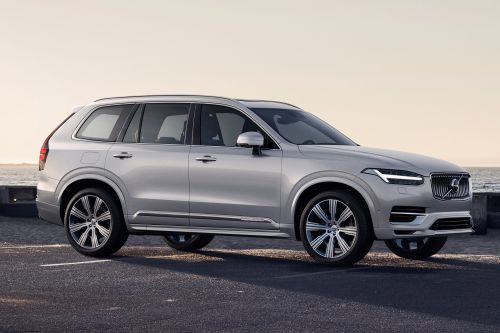 Volvo XC90 facelift revealed with new mild hybrid tech