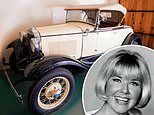 Doris Day's estate to go up for auction